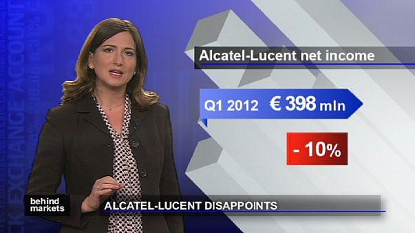 Alcatel-Lucent: обвал на бирже и мрачные перспективы