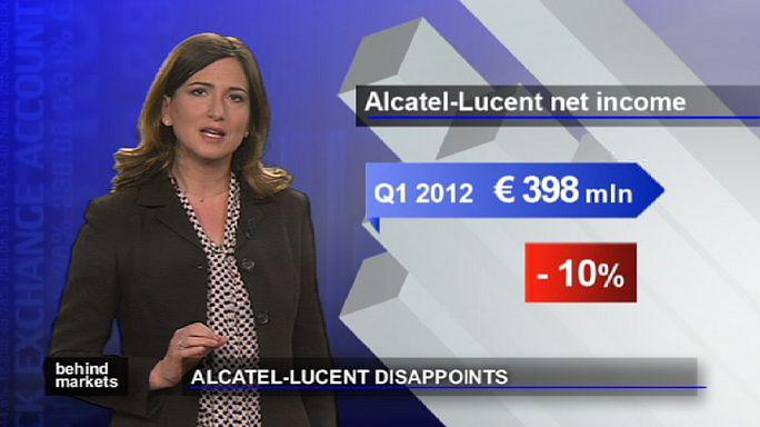 Alcatel-Lucent'te alarm zilleri çalıyor