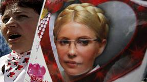 Merkel could boycott Euro 2012 over Tymoshenko