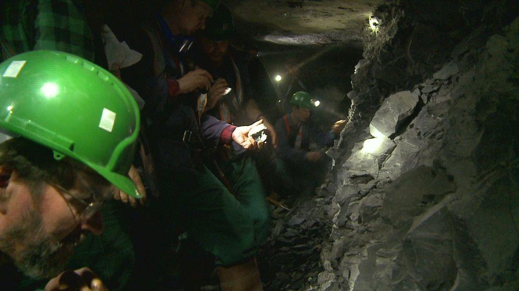 Una seconda giovinezza perle vecchie miniere in Europa