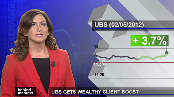 UBS gets wealthy client boost