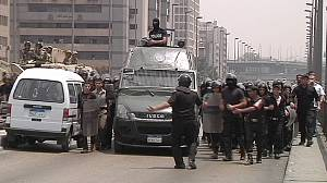 Clashes over army rule in Cairo leave 11 dead