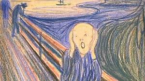 'The Scream' breaks art record at auction