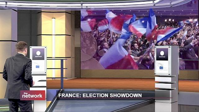 Issues in the French presidential run-off