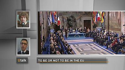 Restare o non restare nell' UE