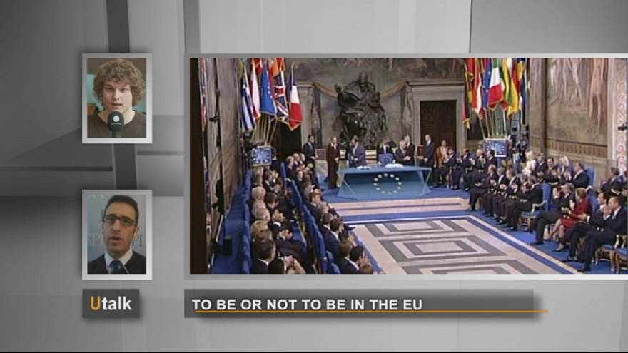 Quitter l'Union Européenne?