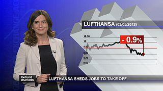 Lufthansa reduce efectivos para superar las pérdidas