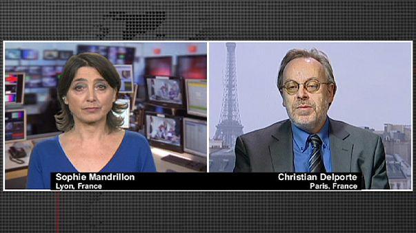 Sarkozy ve Hollande'ın televizyon düellosu