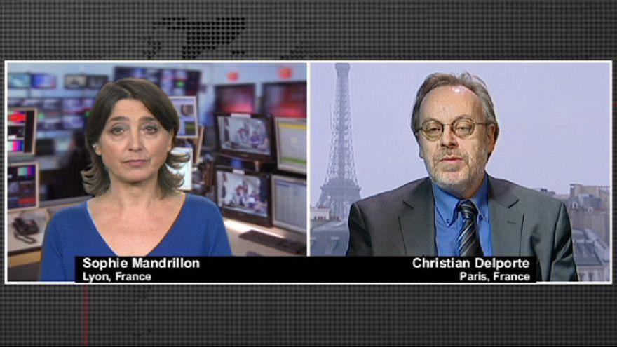 Redeschlacht ums französische Präsidentenamt