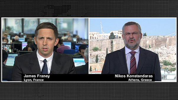 Greece set for unprecedented political shakeup