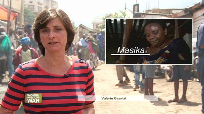 République Démoratique du Congo: les guerrières de la paix