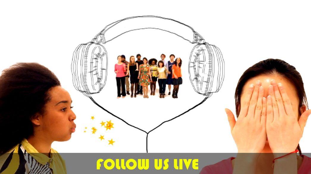 "Live Panel on ""Erasmus Mundus - China"""