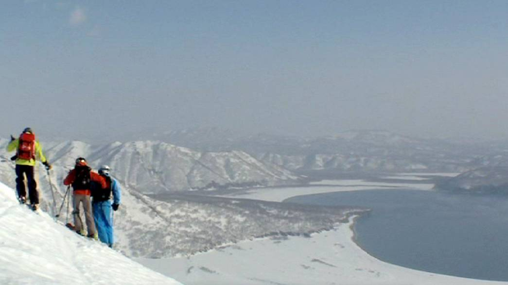 Le Kamchatka, le paradis extrême des amateurs de freeride