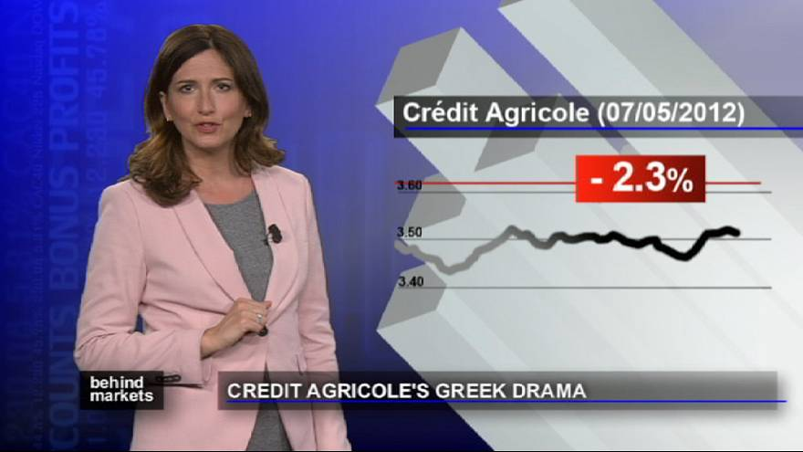 Crédit Agricole's Greek tragedy