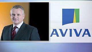 """إرتفاع أسعار أسهم """"أفيفا"""" بعد استقالة رئيسها التنفيذي"""