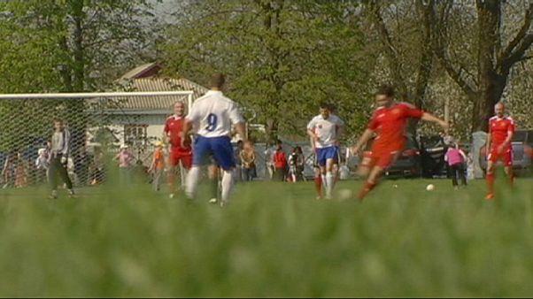 Ucrânia: O futebol 20 anos depois da independência