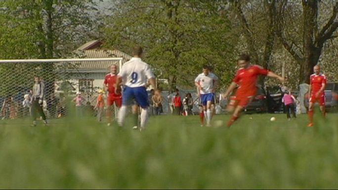Ukraine seeks revival of past footballing prowess