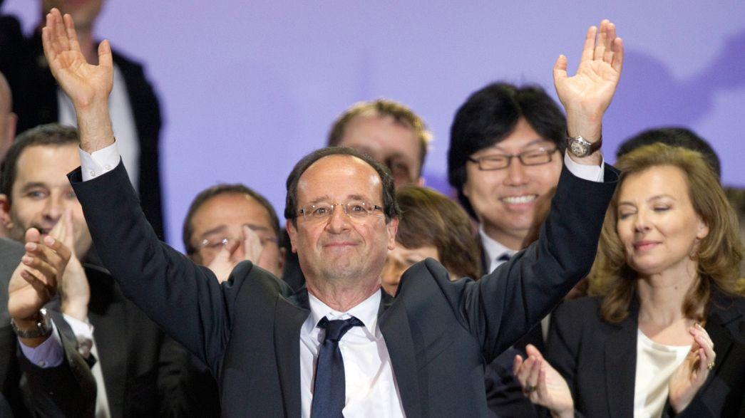 Nesta edição de The Network, o novo presidente de França