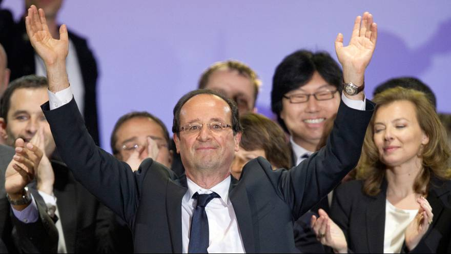 Will Hollande have the power to change the course of Europe?