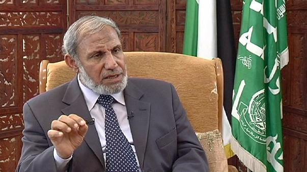 Hamas leader on Syria and the EU