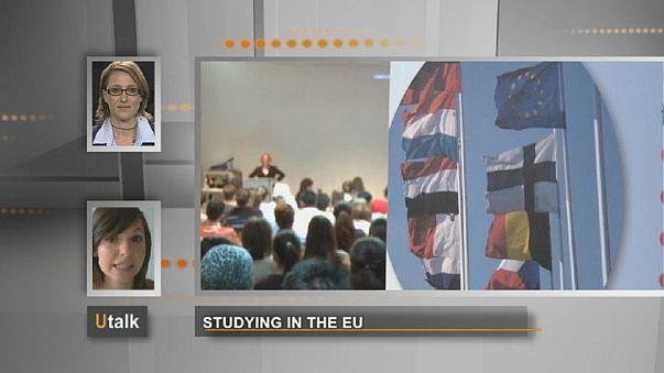 Etudier dans l'Union européenne
