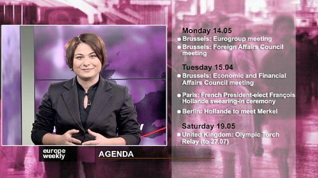 يوروب ويكلي في الاسبوع الثاني من شهر ايار مايو 2012