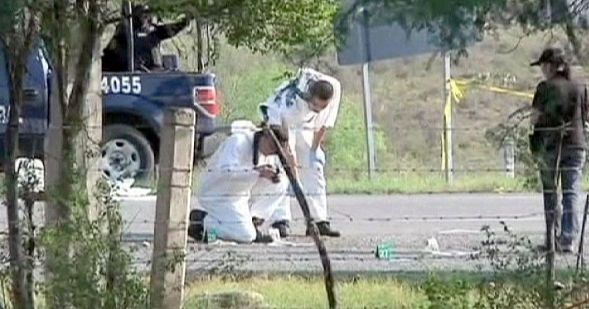 Nueva matanza de los Zetas en México   euronews, internacionales