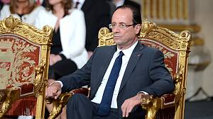 Hollande inaugurated as French President