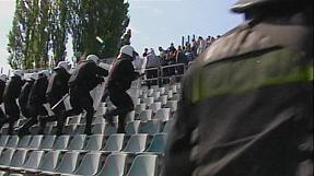 Ukraine ups security ahead of Euro 2012