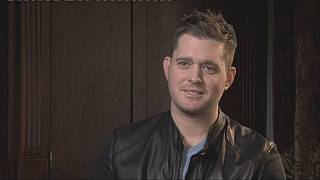 Interview with Michael Bublé