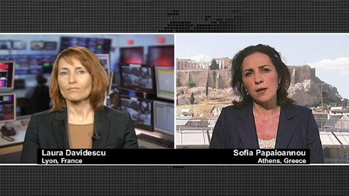 """Sofia Papaioannou: """"Les Grecs sont confrontés à un dilemme très sérieux"""""""