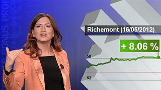 Richemont é estrela na Bolsa de Zurique