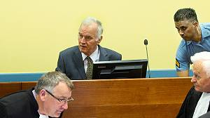 Mladic war crimes trial adjourned over 'irregularities'