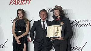 Rising stars recognised at Cannes Film Festival