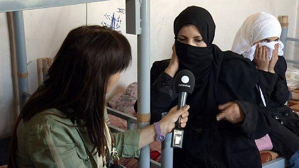 Suriyeli mültecilerin Ürdün'e göçü