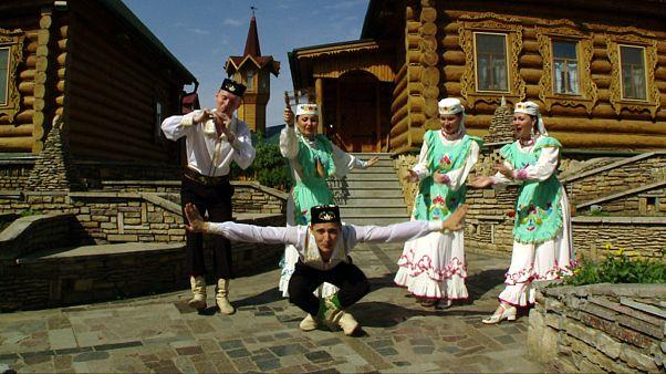 Traveller's diary: Tatarstan