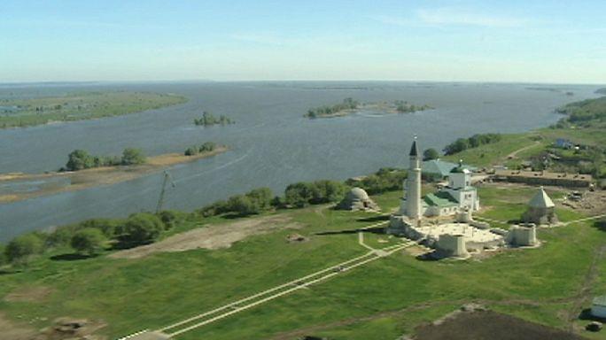 Волга: на слиянии культур