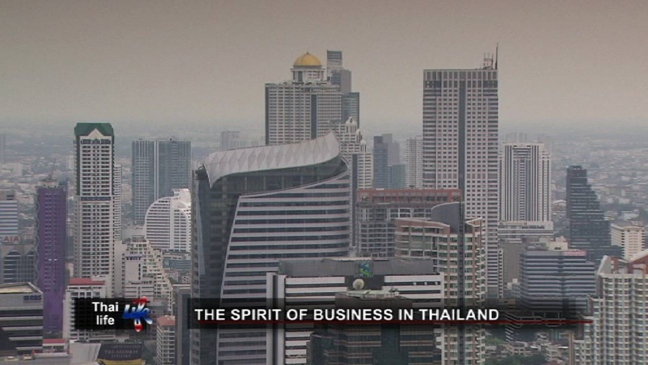 Business made in Thailand