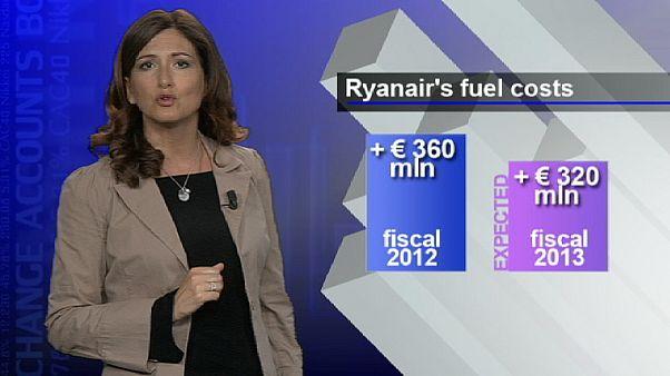 Ryanair prevê ano de turbulência