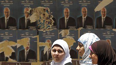 Principales candidatos a las presidenciales de Egipto