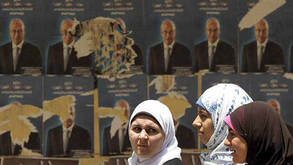 Egyptian election frontrunners