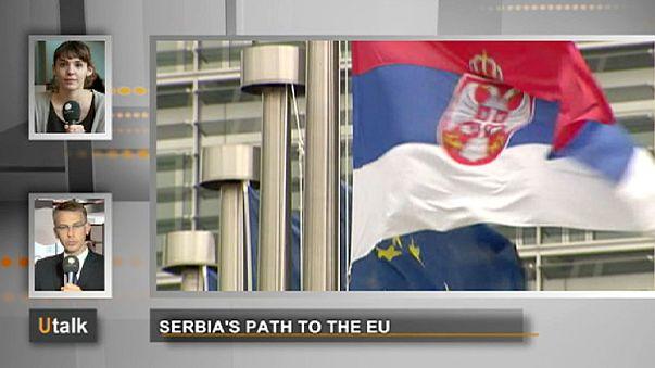 Sırbistan'ın AB adaylığı