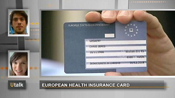 Avrupa Sağlık Sigortası Kartı