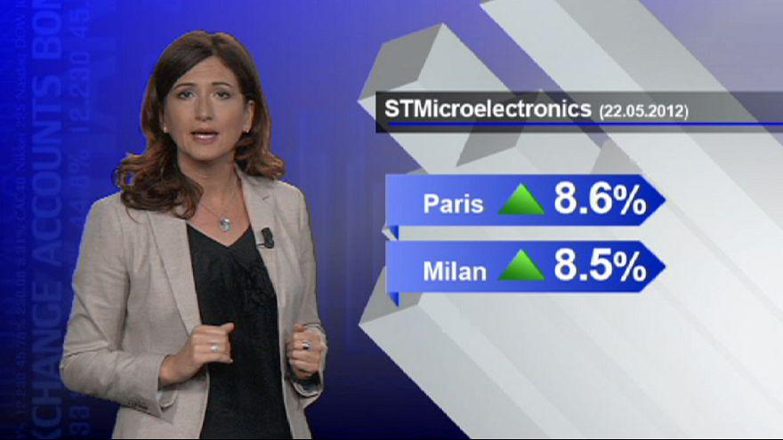 Samsung işbirliği STMicro'yu coşturdu