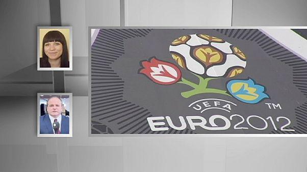 تحریم بازیهای جام ملتهای اروپا در اوکراین؟