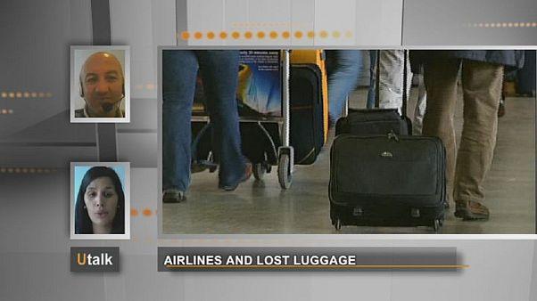 Le compagnie aeree e i bagagli smarriti