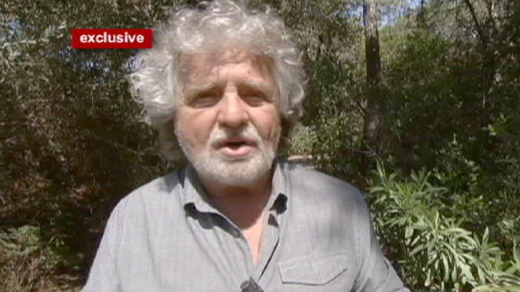 Beppe Grillo - der Comedian, der Italiens Politik aufmischt
