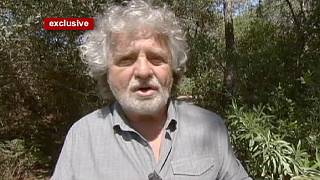 Beppe Grillo explains