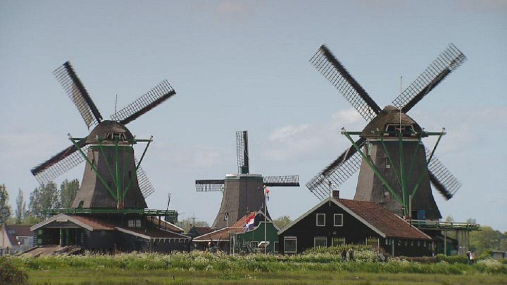 Голландцы перед лицом экономии