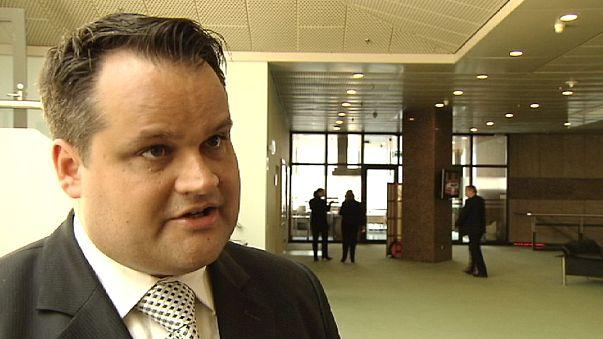 Ян Киис де Ягер, министр финансов Нидерландов